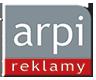 ARPI Reklamy – usługi reklamowe – Trójmiasto, Gdańsk Logo